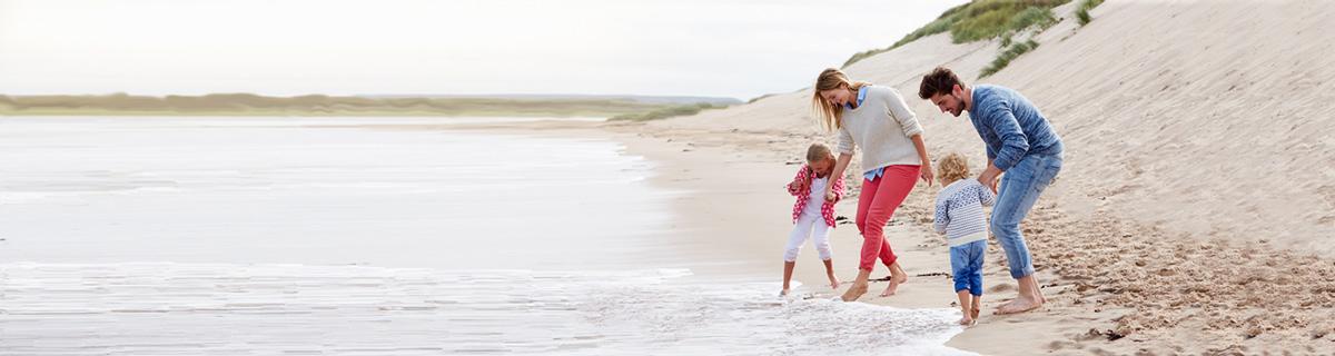 Family-Beach-Slide